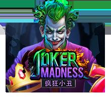 slotxo game joker madness gw สล็อตออนไลน์ SLOT22TH