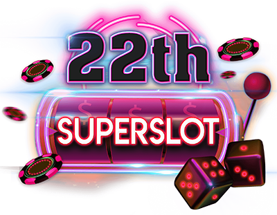 Logo superslot22th